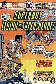 Superboy (vol.I) #216, prima apparizione di Tyroc
