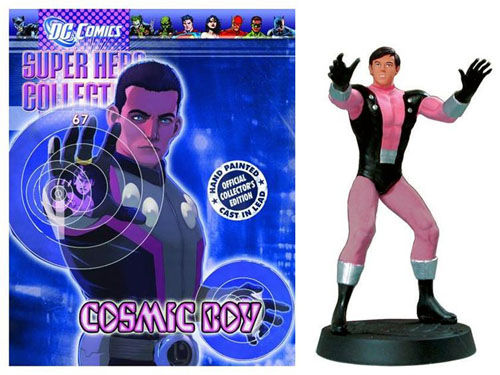 DC Comics Super Hero Collection #67: Cosmic Boy