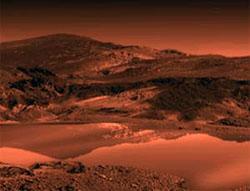Laghi di idrocarburi su Titano