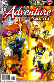 Prologo: Adventure Comics (vol.III) #8