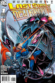 Parte 1: Superman - Last Stand of New Krypton #1