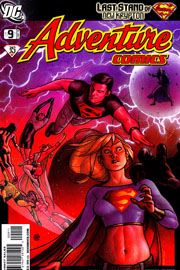 Parte 4: Adventure Comics (vol.III) #9