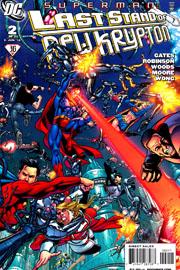 Parte 5: Superman - Last Stand of New Krypton #2