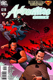Parte 6: Adventure Comics (vol.III) #10