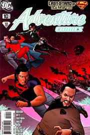 Parte 6: Adventure Comics (vol.III) #10