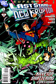 Parte 9: Superman - Last Stand of New Krypton #3