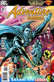 Epilogo: Adventure Comics (vol.III) #11