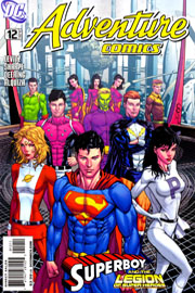 Adventure Comics (vol.III) #12
