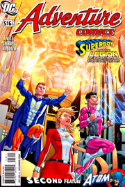 Adventure Comics (vol.III) #516