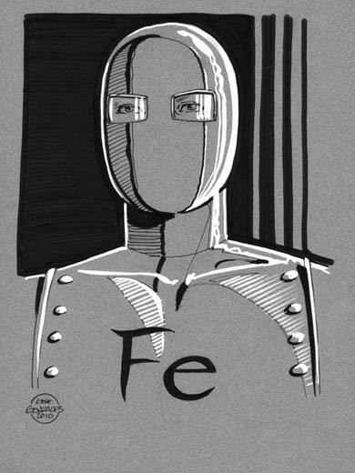 Ferro Lad visto da Gene Gonzales