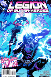 Legion of Super-Heroes (vol.VI) #2
