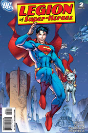 Legion of Super-Heroes (vol.VI) #2 variant