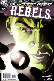 R.E.B.E.L.S. (vol.II) #10