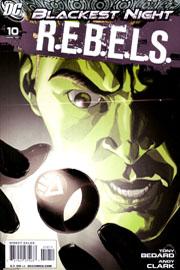 R.E.B.E.L.S. (vol.II) #10