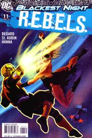 R.E.B.E.L.S. (vol.II) #11