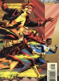 Dettaglio della copertina di The Flash (vol.II) #148