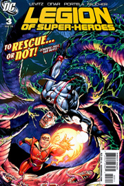 Legion of Super-Heroes (vol.VI) #3