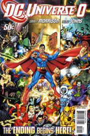 DC Universe #0, parte del premio in palio