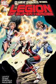 Legion of Super-Heroes (vol.VI) #4