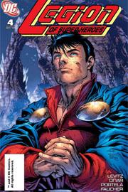 Legion of Super-Heroes (vol.VI) #4 variant