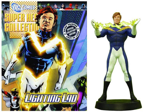 DC Comics Super Hero Collection #71: Lightning Lad