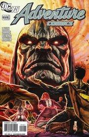 Adventure Comics (vol.III) #12/515 Variant