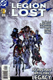 Legion Lost #1