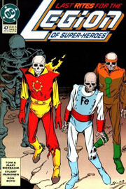Legion of Super-Heroes (vol.IV) #47