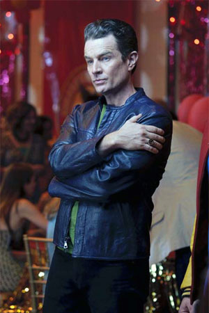 Brainiac 5 interpretato da James Marsters
