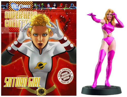 DC Comics Super Hero Collection #78: Saturn Girl