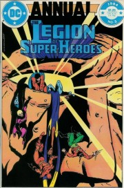 Legion of Super-Heroes (vol.II) Annual #3
