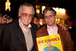 Stan Lee e Paul Levitz