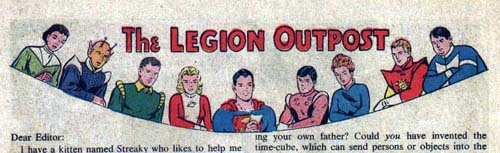 Immagine da Adventure Comics #363 (Dicembre 1967)