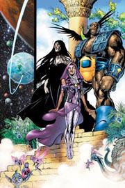 """Anteprima a colori di """"Adventure Comics"""" #523 (clicca per ingrandire)"""