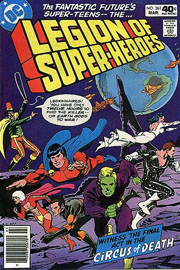 Legion of Super-Heroes (vol. II) #261