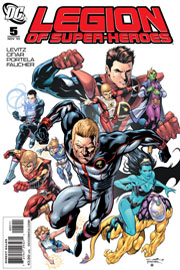 Legion of Super-Heroes (vol.VI) #5