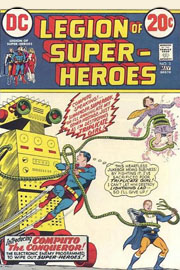 Legion of Super-Heroes (vol.I) #3