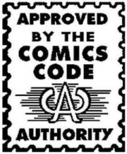 Il marchio del Comics Code Authority