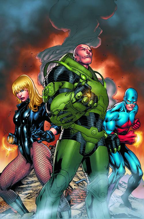 """Copertina di """"DC Universe Online"""" #6 (2011)"""