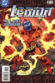 Legion of Super-Heroes (vol.IV) Annual #7