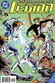 Legion of Super-Heroes (vol.IV) #115