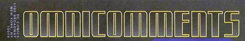 Immagine da Legionnaires #40 (Settembre 1996)