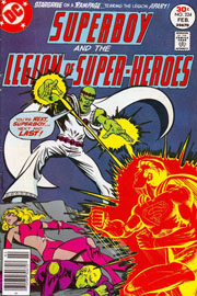 Superboy and the Legion of Super-Heroes #224