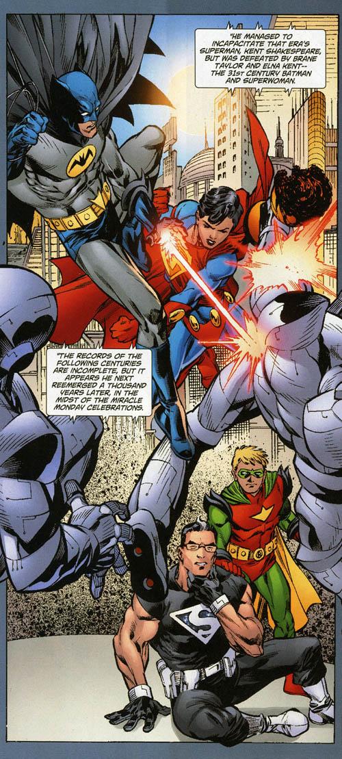 """Immagine da """"Superman / Batman"""" #80 (2011)"""