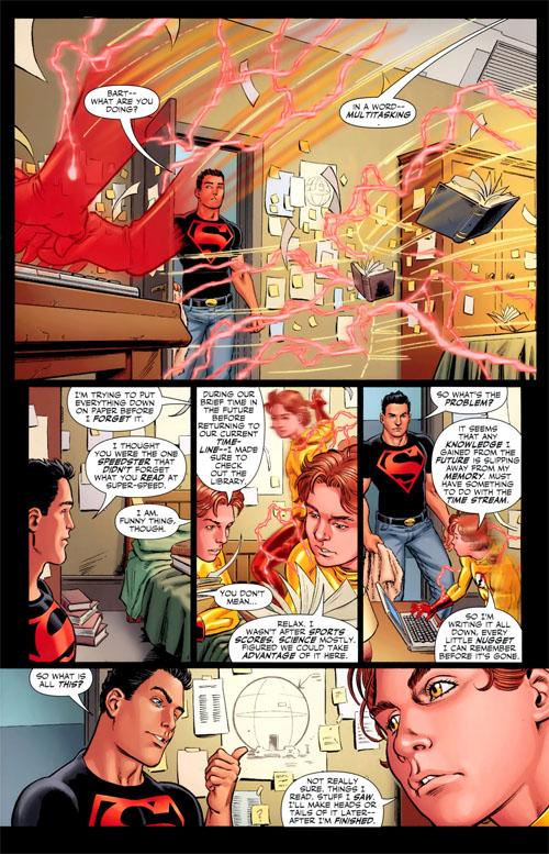 "Immagine da ""Teen Titans"" (vol.III) #88 (2010)"