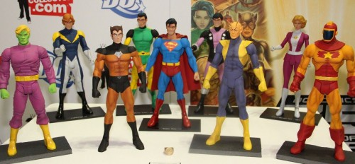 DC Universe Classics: Legion of Super-Heroes box set