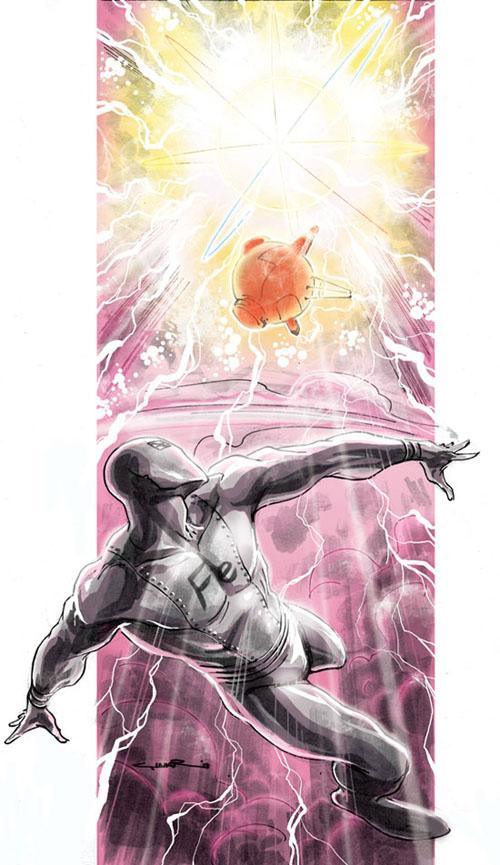 La morte di Ferro Lad vista da Yildiray Cinar