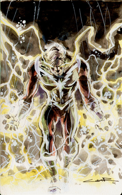 Lightning Lord visto da Yildiray Cinar