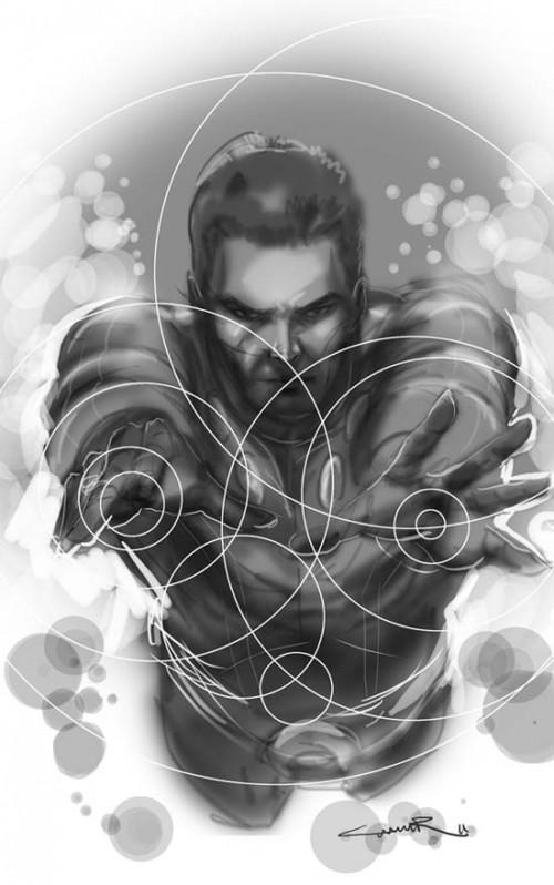 Cosmic Boy visto da Yildiray Cinar
