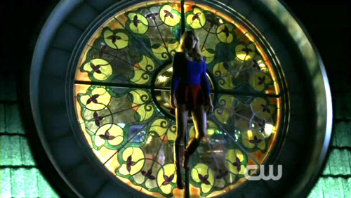 "Sequenza da ""Prophecy"", episodio 20 della stagione 10 di ""Smallville"""